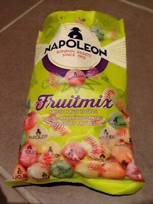 Napoleon Belgium fruit balls mix; lemon, orange, apple, cherry, pineapple(200gr)