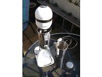 Vintage milk shake maker