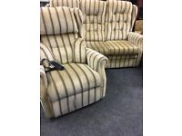 Electric riser recliner massage chair & sofa can deliver