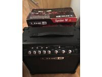 Amplifier Line 6 Spider IV 15 never used