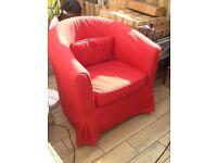 IKEA Tulsta armchair
