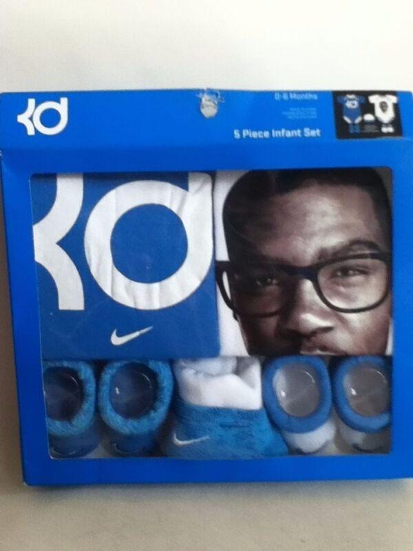 Nike Jordan 5 Stück Baby Kleinkind Baby Geschenk Set IBSP10095