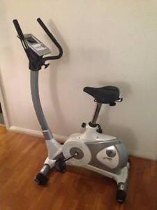 Exercise Bike - Treo upright bike B309 (used twice) Maroubra Eastern Suburbs Preview