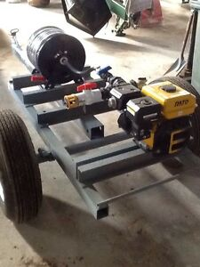 Pump trailer Naval Base Kwinana Area Preview