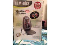 home medics shiatsu massager