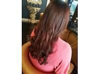 3/4 head hair extensions