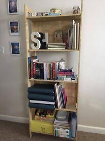 Lightwood Bookshelf