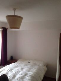 Large, bright, quiet room in Clapton