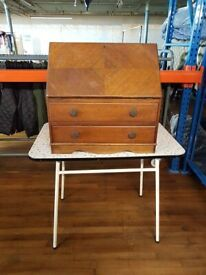 Antique Bureau writing desk/chest (READ DESCRIPTION)