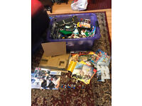 Huge joblot of Lego and mini figures