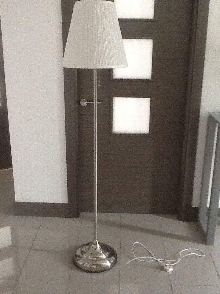 pretty nice f53c3 cfce2 IKEA Arstid Floor Lamp with matching table lamp | in Chesser, Edinburgh |  Gumtree