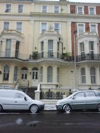 STUDIO FLAT . EASTBOURNE. ALL INCLUDED EXCEPT COUNCIL.