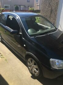 Corsa 1.2 sxi 02 plate swaps why?