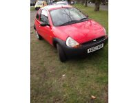 Ford KA 2002 Excellent state