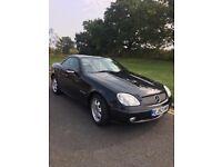 Mercedes - Benz SLK 2.0 SLK200 Kompressor 2dr