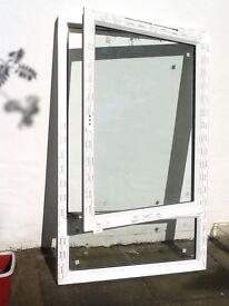 New - System 10 UPVC double glazed windows . Range of sizes