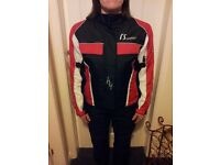 Ladies Motorbike Jacket and Trousers