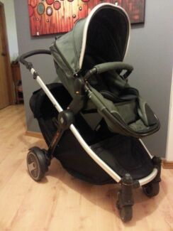 BeBe Care Rverse XLR Pram / Stroller with Toddler Seat Balaklava Wakefield Area Preview