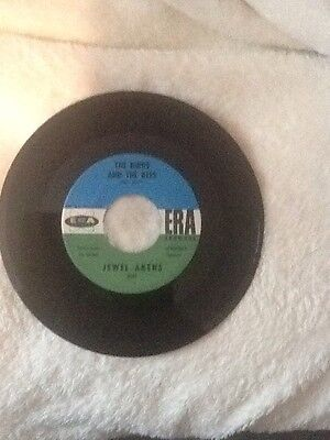 "45 ""The Birds And The Bees/Tic Tac Toe""-Jewel Akens-Era #3141"