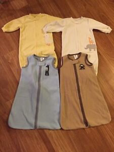 0-9 Month Old Sleepers (Unisex)