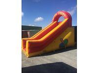 Bouncy Castle Slide 8ft platform