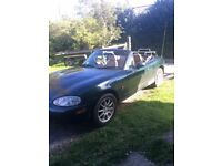For sale Mazda mx5 SE