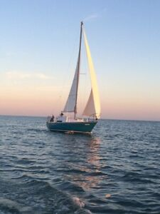 fd9c17cd Very easy to sail. Comes with reinforced ... C&C 25 mark 1 - 1974