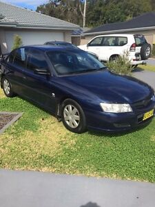 2005 VZ Commodore 3.6L Auto Soldiers Point Port Stephens Area Preview