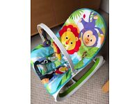 Fisher Price baby rocker/toddler chair