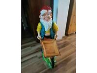 CAN DELIVER - BRAND NEW EUROPEAN LARGE GARDEN GNOME