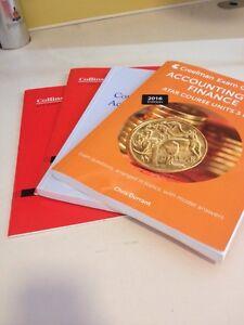 Accounting & Finance Books Year 12 Hamilton Hill Cockburn Area Preview