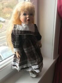 Knightsbridge china doll