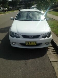 2003 XR6 Ford Falcon Cameron Park Lake Macquarie Area Preview