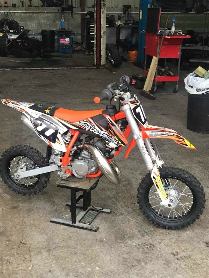 KTM 50 2017 | in Ayr, South Ayrshire | Gumtree