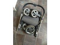 Babystyle oyster pram/pushchair travel system