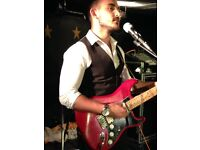 Very experienced function/cruise guitarist available for gigs