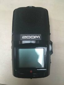 Zoom H2N Recorder + Accessories