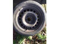 vauxhall zafira wheels+tyres 205/55 R16