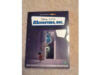 Disney - Pixar Monsters Inc Collectors Edition 2-Disc DVD