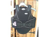 Body protecter for horse riding