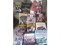 Motor Cycle Books