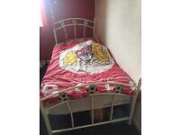 Childrens Single Football bed frame