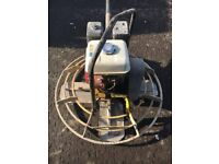 "Wacker Neuson 36"" Petrol Power Float"
