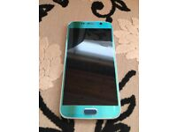 Unlocked Samsung Galaxy S6 in excellent condition. May take a cheap Part Ex.
