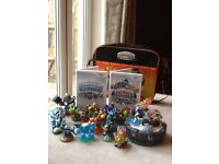 Skylanders Spyro's Adventure and Skylanders Giants Wii games