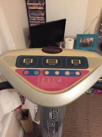 Poweplate fitness machine CHEAP REDUCED PRICE WAS 80