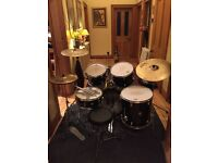 Drum kit CB, sp Series + Extras (pick up or possible delivery) used
