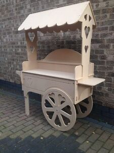 Sweet Cart For Weddings Candy
