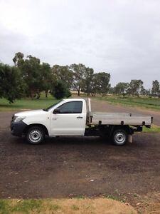 2012 Toyota Hilux Coleambally Murrumbidgee Area Preview
