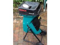 BOSCH AXT 2000 HP Garden Chipper / Shredder